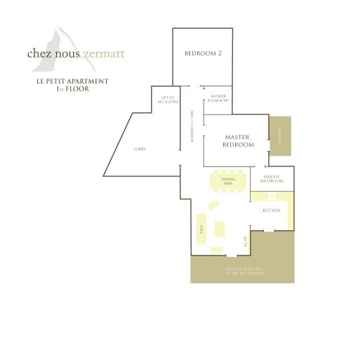 Le Petit floor plan