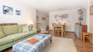 All our vacation apartments are comfortably furnished to make you feel at home