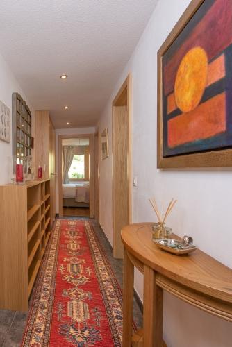Hallway to Bedrooms 2 & 3