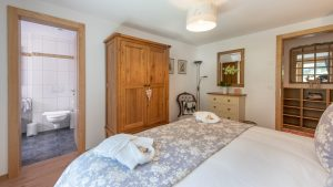 All our bedrooms are furnished to make you as comfortable as possible